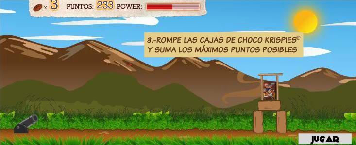 Choco Cañón