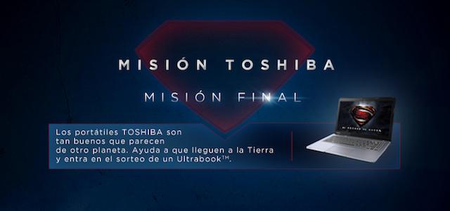 Misión Toshiba